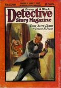 Detective Story Magazine (1915-1949 Street & Smith) Pulp 1st Series Vol. 82 #1