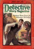 Detective Story Magazine (1915-1949 Street & Smith) Pulp 1st Series Vol. 83 #1