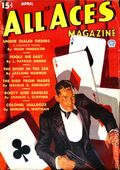 All Aces Magazine (1936 Popular) Pulp Apr 1936