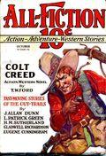 All Fiction (1930-1931 Dell Magazines) Pulp Vol. 1 #1