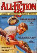 All Fiction (1930-1931 Dell Magazines) Pulp Vol. 1 #2