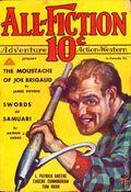 All Fiction (1930-1931 Dell Magazines) Pulp Vol. 2 #4