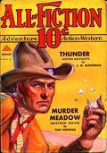 All Fiction (1930-1931 Dell Magazines) Pulp Vol. 2 #5