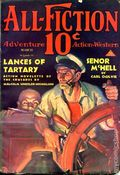 All Fiction (1930-1931 Dell Magazines) Pulp Vol. 2 #6