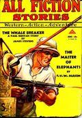 All Fiction (1930-1931 Dell Magazines) Pulp Vol. 3 #9