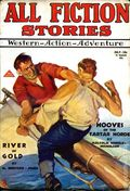 All Fiction (1930-1931 Dell Magazines) Pulp Vol. 4 #10