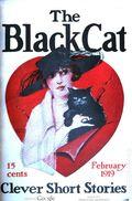 Black Cat (1895-1922 Shortstory) Pulp Vol. 24 #5
