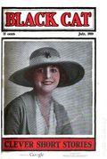 Black Cat (1895-1922 Shortstory) Pulp Vol. 24 #10