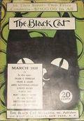 Black Cat (1895-1922 Shortstory) Pulp Vol. 25 #5
