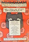 Black Cat (1895-1922 Shortstory) Pulp Vol. 25 #9