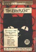 Black Cat (1895-1922 Shortstory) Pulp Vol. 25 #12