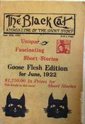 Black Cat (1895-1922 Shortstory) Pulp Vol. 26 #12