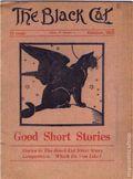 Black Cat (1895-1922 Shortstory) Pulp Vol. 27 #4