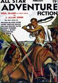 All Star Adventure Fiction (1935-1937 Red Circle) Pulp Vol. 1 #4