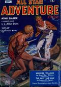 All Star Adventure Fiction (1935-1937 Red Circle) Pulp Vol. 1 #6