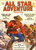 All Star Adventure Fiction (1935-1937 Red Circle) Pulp Vol. 2 #2