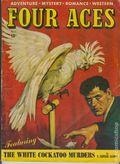 Four Aces (1942 Dell Publishing) Pulp 1
