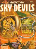 American Sky Devils (1942-1943 Manvis Publications) Pulp Vol. 1 #3