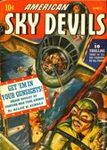 American Sky Devils (1942-1943 Manvis Publications) Vol. 1 #5