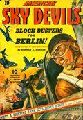 American Sky Devils (1942-1943 Manvis Publications) Pulp Vol. 1 #6
