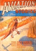 Aviation Stories (1929-1930 Story Publishing) Pulp Vol. 1 #3