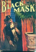 Black Mask (1920-1951 Pro-Distributors/Popular) Black Mask Detective Pulp May 1920