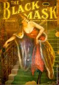 Black Mask (1920-1951 Pro-Distributors/Popular) Black Mask Detective Pulp Jul 1920