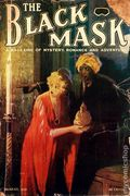 Black Mask (1920-1951 Pro-Distributors/Popular) Black Mask Detective Pulp Aug 1920