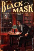 Black Mask (1920-1951 Pro-Distributors/Popular) Black Mask Detective Pulp Sep 1920
