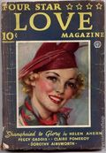 Four Star Love Magazine (1936-1937 Popular Publications) Pulp 1st Series Vol. 1 #3