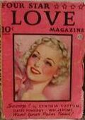 Four Star Love Magazine (1936-1937 Popular Publications) Pulp 1st Series Vol. 1 #4