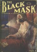 Black Mask (1920-1951 Pro-Distributors/Popular) Black Mask Detective Pulp Feb 1921