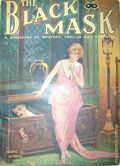 Black Mask (1920-1951 Pro-Distributors/Popular) Black Mask Detective Pulp Mar 1921
