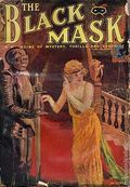 Black Mask (1920-1951 Pro-Distributors/Popular) Black Mask Detective Pulp Apr 1921