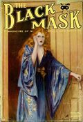 Black Mask (1920-1951 Pro-Distributors/Popular) Black Mask Detective Pulp May 1921