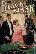Black Mask (1920-1951 Pro-Distributors/Popular) Black Mask Detective Pulp Dec 1921