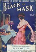 Black Mask (1920-1951 Pro-Distributors/Popular) Black Mask Detective Pulp Vol. 5 #1