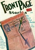 Front Page Stories (1931-1932 Headquarters Publishing) Pulp Vol. 1 #2