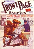 Front Page Stories (1931-1932 Headquarters Publishing) Pulp Vol. 1 #4
