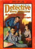 Detective Story Magazine (1915-1949 Street & Smith) Pulp 1st Series Vol. 84 #4