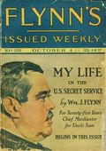 Flynn's Weekly Detective Fiction (1924-1926 Red Star News) Pulp Vol. 1 #3