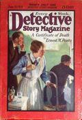 Detective Story Magazine (1915-1949 Street & Smith) Pulp 1st Series Vol. 84 #6