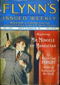Flynn's Weekly Detective Fiction (1924-1926 Red Star News) Pulp Vol. 2 #6