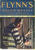 Flynn's Weekly Detective Fiction (1924-1926 Red Star News) Pulp Vol. 3 #4