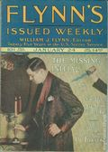 Flynn's Weekly Detective Fiction (1924-1926 Red Star News) Pulp Vol. 4 #1