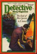 Detective Story Magazine (1915-1949 Street & Smith) Pulp 1st Series Vol. 92 #6