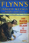 Flynn's Weekly Detective Fiction (1924-1926 Red Star News) Pulp Vol. 4 #4