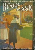 Black Mask (1920-1951 Pro-Distributors/Popular) Black Mask Detective Pulp May 1922