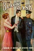 Black Mask (1920-1951 Pro-Distributors/Popular) Black Mask Detective Pulp Jun 1922
