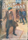 Black Mask (1920-1951 Pro-Distributors/Popular) Black Mask Detective Pulp Jul 1922